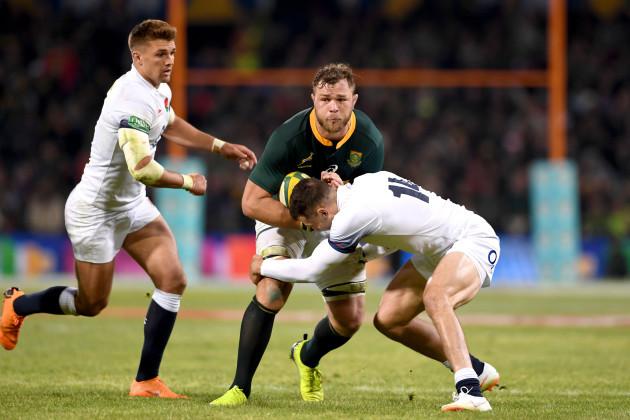 South Africa v England International Test Rugby