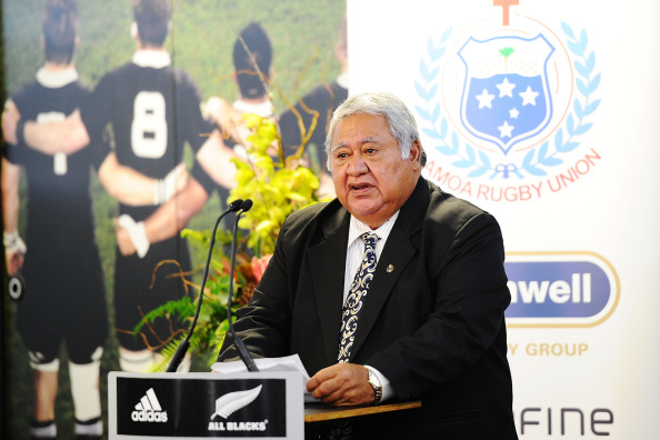 New Zealand Rugby & Samoa Rugby Media Conference