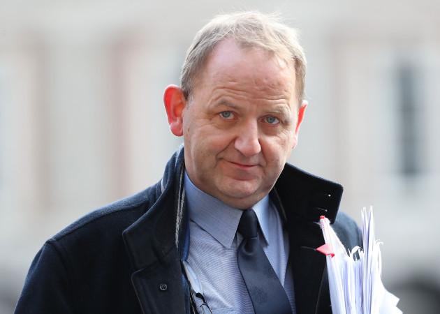 Garda police disclosures tribunal