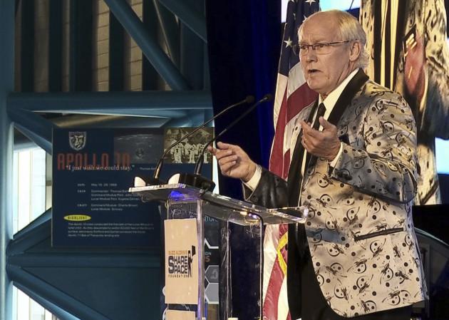 Buzz Aldrin Family Fight