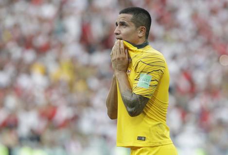 Russia Soccer WCup Australia Peru