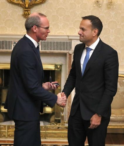 New Taoiseach