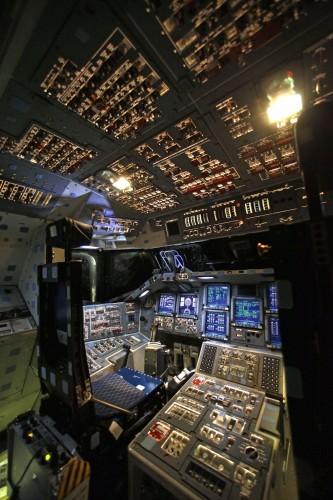 space shuttle seats - photo #29