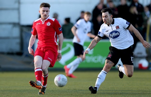 Richie Towell and Craig Walsh