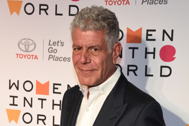 Anthony Bourdain's apology letter to Josh Homme's daughter is