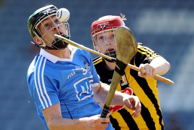 Eoin Carney and George Murphy