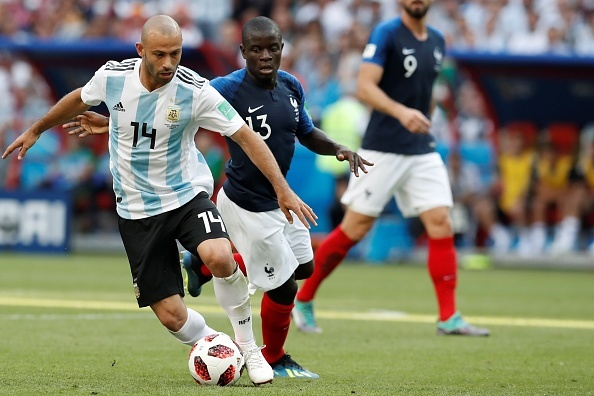 France v Argentina : Round of 16 - 2018 FIFA World Cup Russia