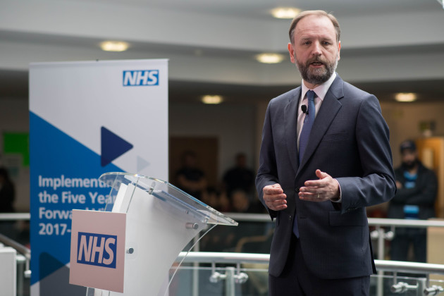 Next Steps on the NHS Five Year Forward View launch