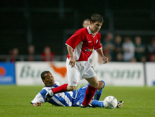 Wes Hoolihan with Mauro Da Silva