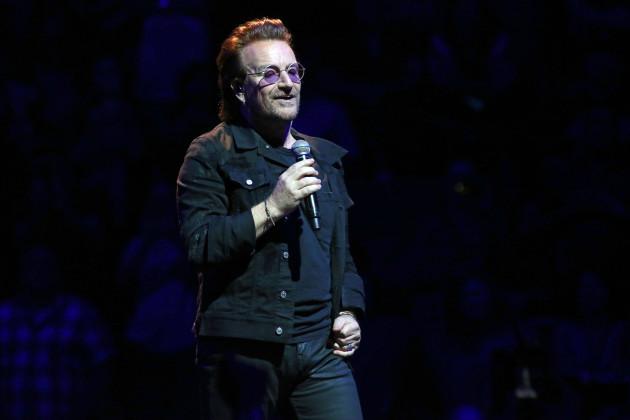 U2 in concert - New York
