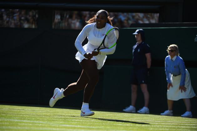 Wimbledon Championships - First Round