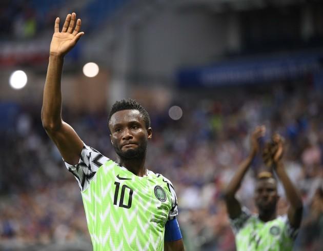 Nigeria v Iceland - FIFA World Cup 2018 - Group D - Volgograd Arena