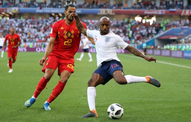 England v Belgium - FIFA World Cup 2018 - Group G - Kaliningrad Stadium