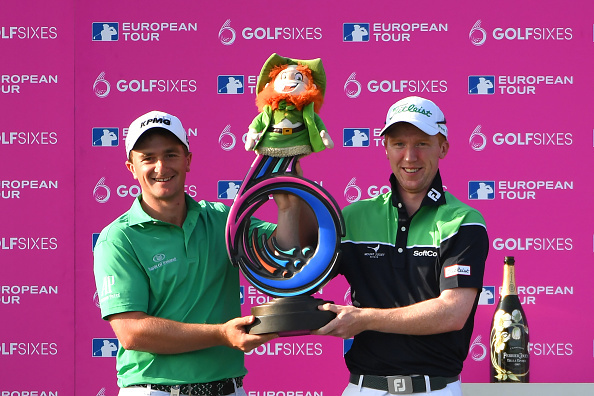 GolfSixes - Day Two