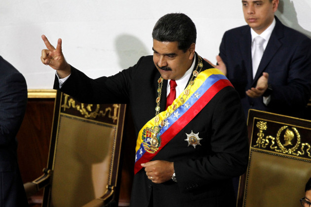 VENEZUELA-CARACAS-PRESIDENT-PARDON PROPOSAL