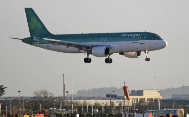 Aer Lingus cabin crew row