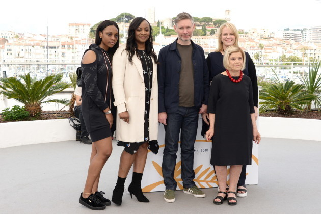 'Whitney' Photocall Cannes 2018