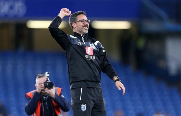 Chelsea v Huddersfield Town - Premier League - Stamford Bridge