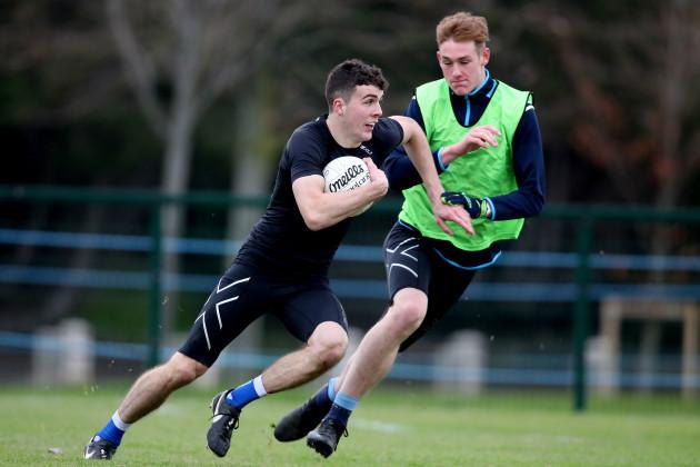 James Madden and Pear O'Cofaigh Byrne
