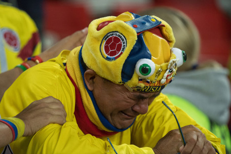FIFA World Cup 2018 / Round of 16 / Colombia - England 3: 4 iE