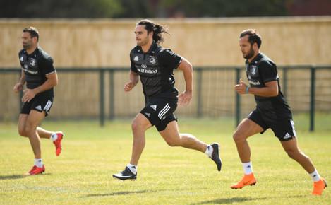 Leinster Rugby Return to Pre-Season Training