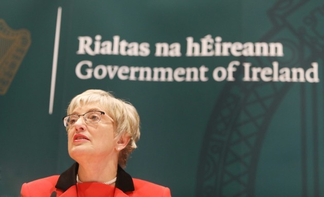"File Photo CHILDREN'S MINISTER Katherine Zappone has apologised to survivors of the former mother and baby home in Tuam, Co Galway after ""highly confidential information"" about the site was leaked to the media. In a statement issued this morning, Za"