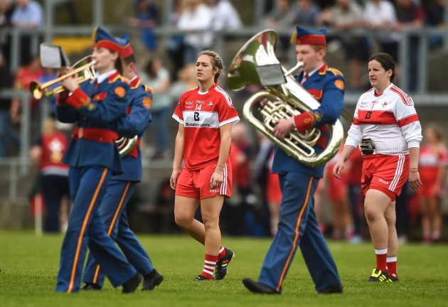 Louth v Wicklow - Lidl Ladies Football National League Division 4 Final