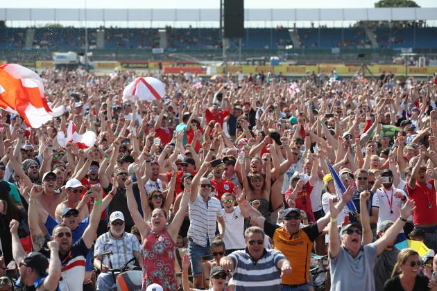 British Grand Prix - Qualifying - Silverstone