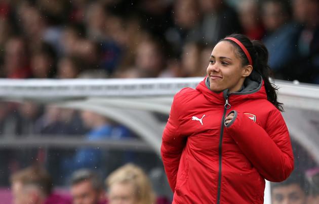 Arsenal v Manchester City - FA Women's Super League - Boreham Wood