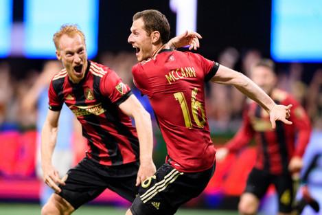 MLS Soccer 2018: New York City FC vs Atlanta United APR 15