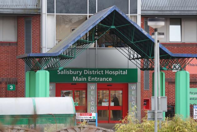 Amesbury incident