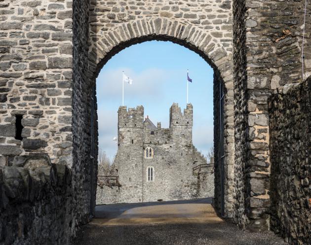 Image Swords Castle