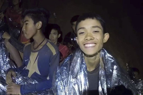 Thailand cave rescue