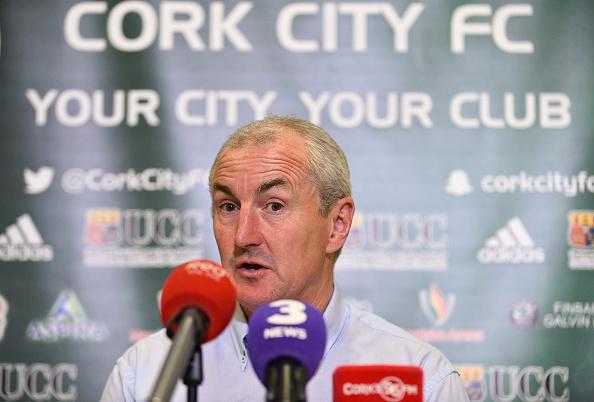 Cork City Press Conference