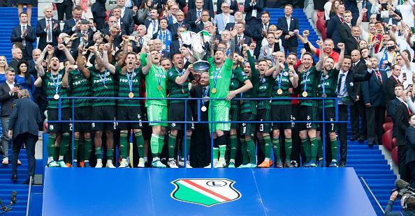Legia Warsaw v Arka Gdynia - Polish Cup final