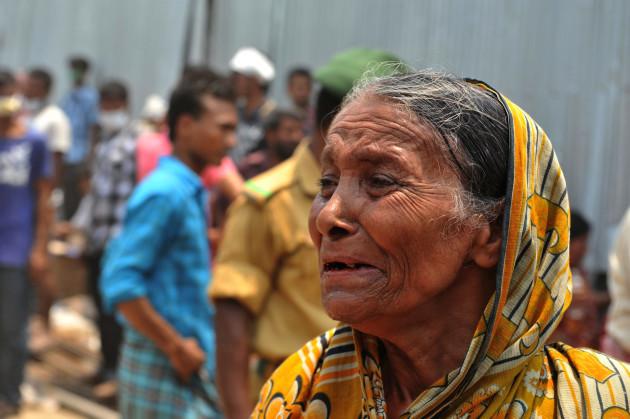 Rana Plaza Tragedy 1st Year Commemoration - Dhaka