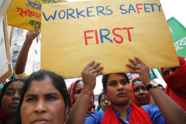 Bangladesh: Fifth anniversary of Rana Plaza Building Collapse