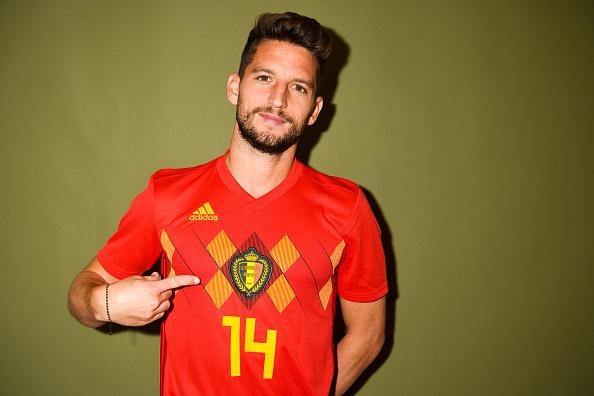Belgium Portraits - 2018 FIFA World Cup Russia
