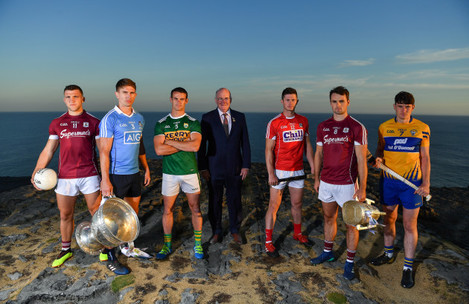 GAA Hurling and Football All Ireland Senior Championship Series National Launch