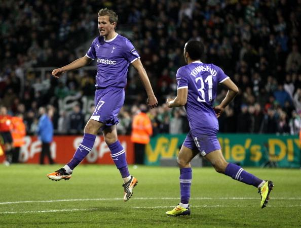 Shamrock Rovers FC v Tottenham Hotspur FC - UEFA Europa League