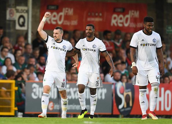 Cork City v Legia Warsaw - UEFA Champions League 1st Qualifying Round First Leg