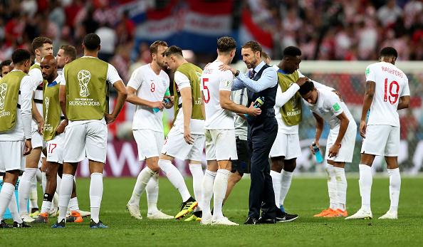 England v Croatia: Semi Final - 2018 FIFA World Cup Russia