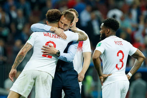 Croatia v England - Semi Final FIFA World Cup 2018