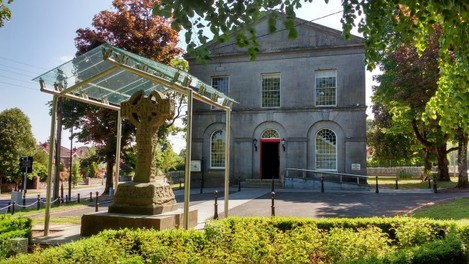 Kells Heritage Centre and High Cross H iRes