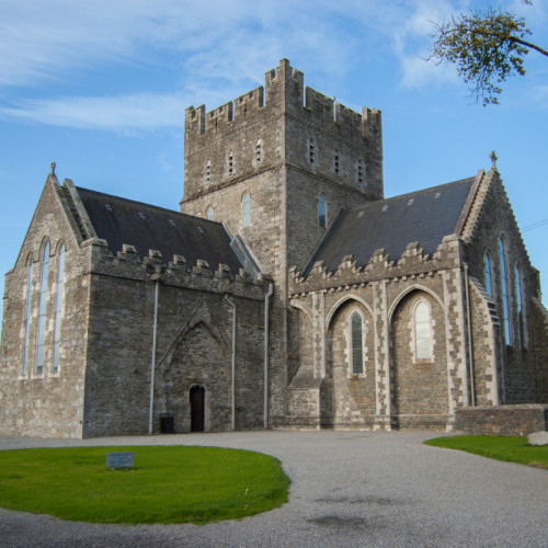 Kildare Cathedral (1)