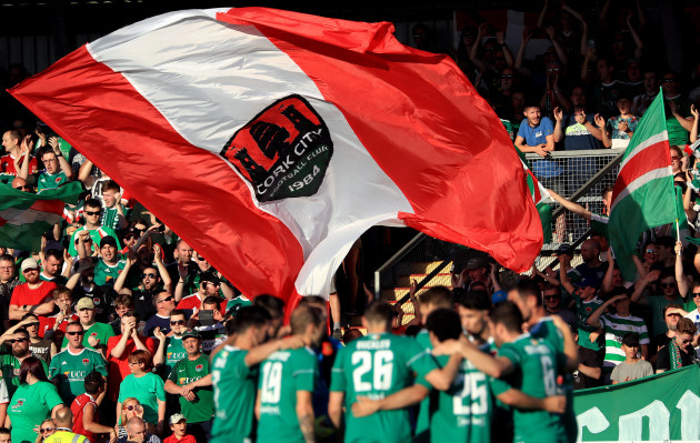 Cork City v Legia Warszawa - UEFA Champions League - First Qualifying Round - First Leg - Turners Cross