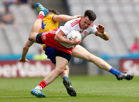 Cathal Compton and Matthew Donnelly