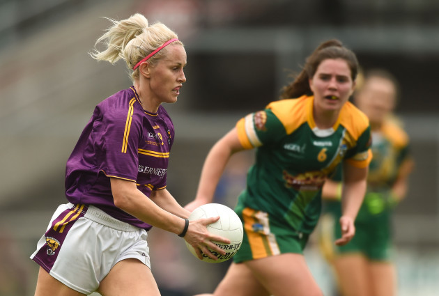Meath v Wexford - Lidl Ladies Football National League Division 3 Final