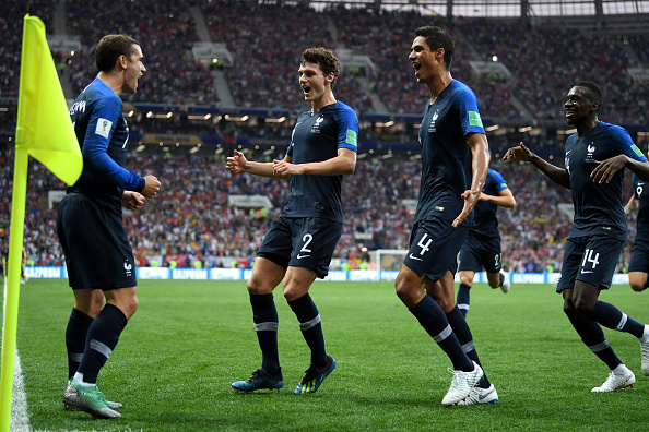 As it happened: France vs Croatia, World Cup final · The42