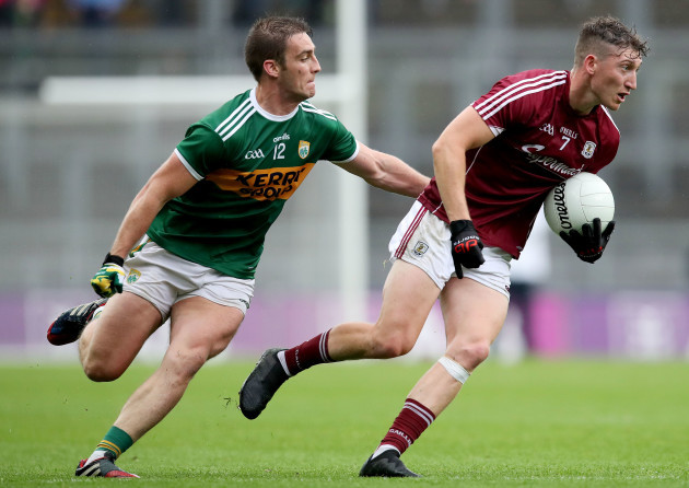 Stephen O'Brien and Johnny Heaney